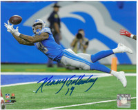 Kenny Golladay Autographed Detroit Lions 8x10 #1 - Diving Touchdown