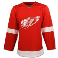 Detroit Red Wings Adidas Authentic Red Jersey