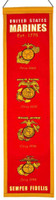 Marines Wool Heritage Banner