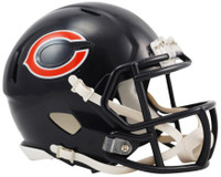 Chicago Bears Riddell Mini Speed Helmet