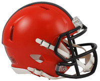 Cleveland Browns Riddell Mini Speed Helmet