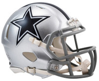 Dallas Cowboys Riddell Mini Speed Helmet