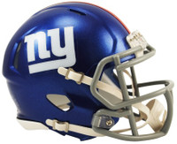 New York Giants Riddell Mini Speed Helmet
