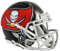 Tampa Bay Buccaneers Riddell Mini Speed Helmet