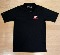 Detroit Red Wings Men's Antigua Inspire Polo