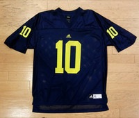 University of Michigan Men's Adidas Tom Brady Replica Jersey