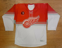 Detroit Red Wings Men's Alumni On Ice Jersey