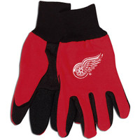 Detroit Red Wings WinCraft Utility Gloves