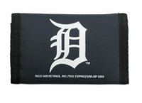 Detroit Tigers Rico Industries Trifold Nylon Wallet