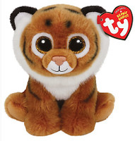 Tiggs Ty Beanie Baby Tiger Plush - Small