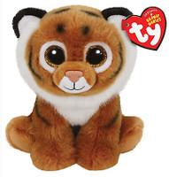Tiggs Ty Beanie Baby Tiger Plush - Medium