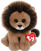 Louie Ty Beanie Baby Tiger Plush - Medium