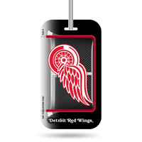 Detroit Red Wings Rico Industries Luggage Tag