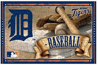Detroit Tigers Wincraft 150-Piece Team Puzzle
