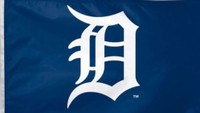 Detroit Tigers Wincraft 3x5  Flag