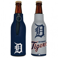 Detroit Tigers Wincraft 2-Sided Design 12-oz Bottle Hugger