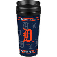 Detroit Tigers Boelter Brands Full Wrap Tumbler