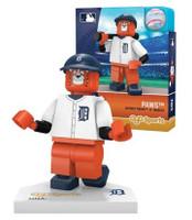 Detroit Tigers Mascot Paws OYO