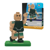 Michigan State University Mascot Sparty OYO