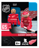 Detroit Red Wings Danny DeKeyser OYO