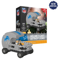 Detroit Lions OYO Helmet Cart