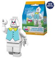 Easter Bunny Minifigure OYO