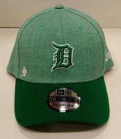 Detroit Tigers New Era 39THIRTY Change Up St. Patrick's Day Flex Hat
