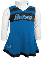 Detroit Lions Outerstuff Child Cheerleader Outfit