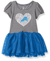 Detroit Lions Toddler/Child NFL Apparel TuTu Dress
