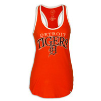 Detroit Tigers Women's 47 Brand Headway Tank Top