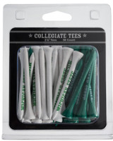Michigan State University Team Golf 50 Pack Wood Golf Tees