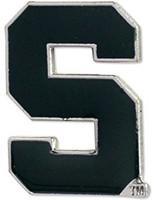 Michigan State University Aminco International Logo Lapel Pin