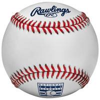 Ivan Rodriguez Autographed Baseball - Official Hall of Fame Ball(Pre-Order)