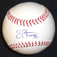 Luke Putkonen Autographed Baseball - Official Major League Ball