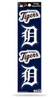 Detroit Tigers Rico Quad Decal Set of 4