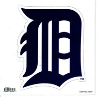 "Detroit Tigers Siskiyou Sports 8"" Car Magnet"