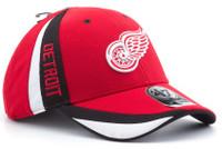 Detroit Red Wings Men's 47 Brand Neutral Zone MVP Adjustable Hat