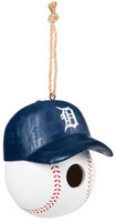 Detroit Tigers Team Sports America Polystone Birdhouse
