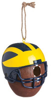 University of Michigan Team Sports America Polystone Birdhouse