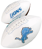 Detroit Lions Jarden Sports Licensing Signature Series Football