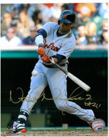 Victor Martinez Autographed Photo