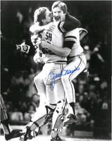 Jack Morris Autographed Detroit Tigers 16x20 Photo #1 - 1984 No Hitter