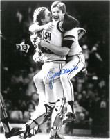 Jack Morris Autographed Detroit Tigers 16x20 Photo #1 - 1984 No Hitter