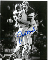 Jack Morris Autographed Detroit Tigers 8x10 Photo #4 - 1984 No Hitter