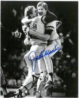 Jack Morris Autographed Detroit Tigers 8x10 Photo #4 - 1984 No Hitter