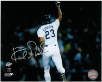 Kirk Gibson Autographed 8x10 Photo #2 - LA Dodgers 1988 World Series HR