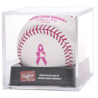 Rawlings Official Mother's Day Pink Ribbon Major League Baseball