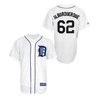 Al Alburquerque Autographed Detroit Tigers Jersey