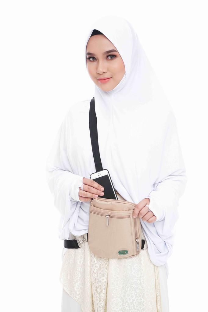 Hajj & Umrah - Secure Side Bag & Neck Bag