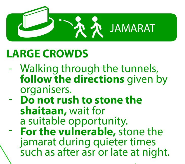 ​Fifteen Practical Tips for Hajj and Umrah (besides taking your Hajj Safe bag)